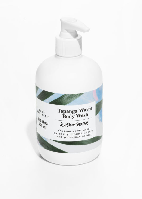 Topanga Waves Body Wash