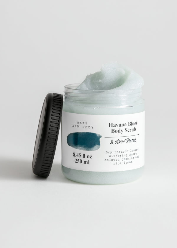 Havana Blues Body Scrub