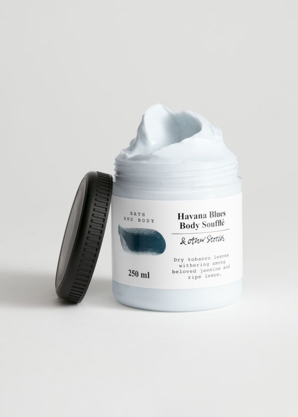 Havana Blues Body Soufflé
