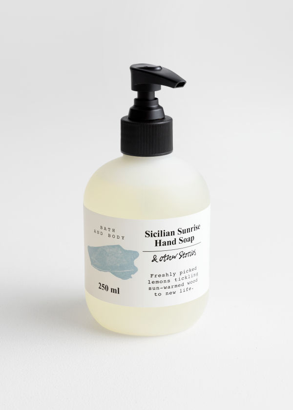 Sicilian Sunrise Hand Soap