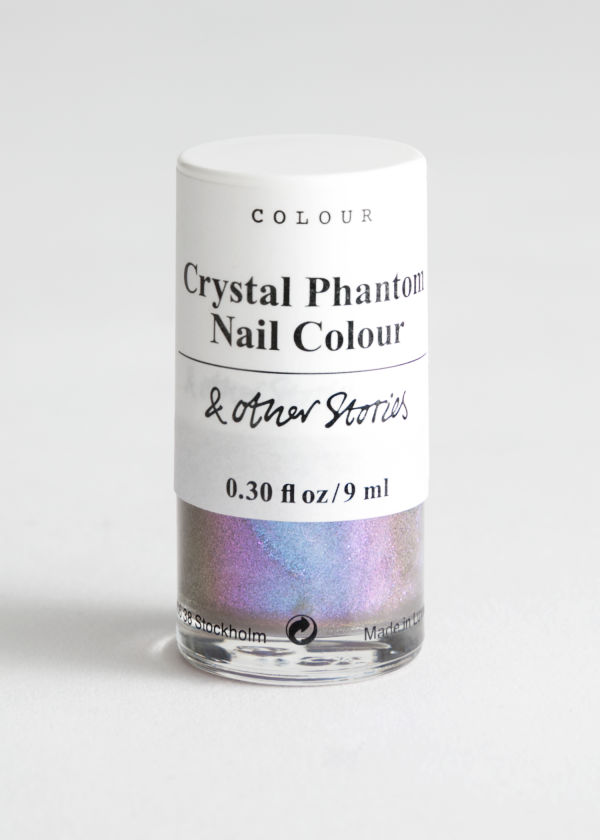 Crystal Phantom Nail Polish