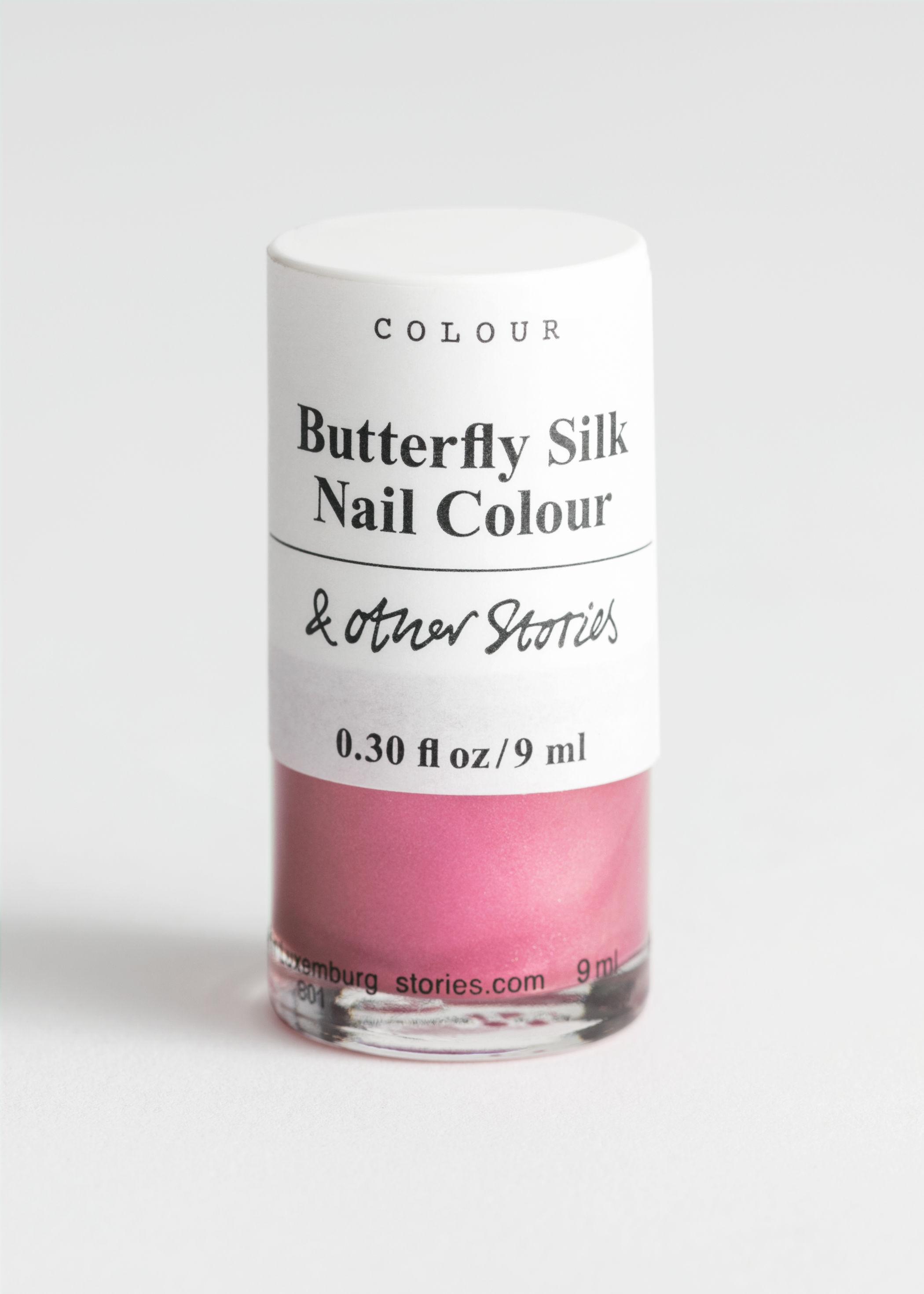 앤 아더 스토리즈 '버터플라이 실크' 네일 폴리시 매니큐어 (9ml) & OTHER STORIES Butterfly Silk Nail Polish