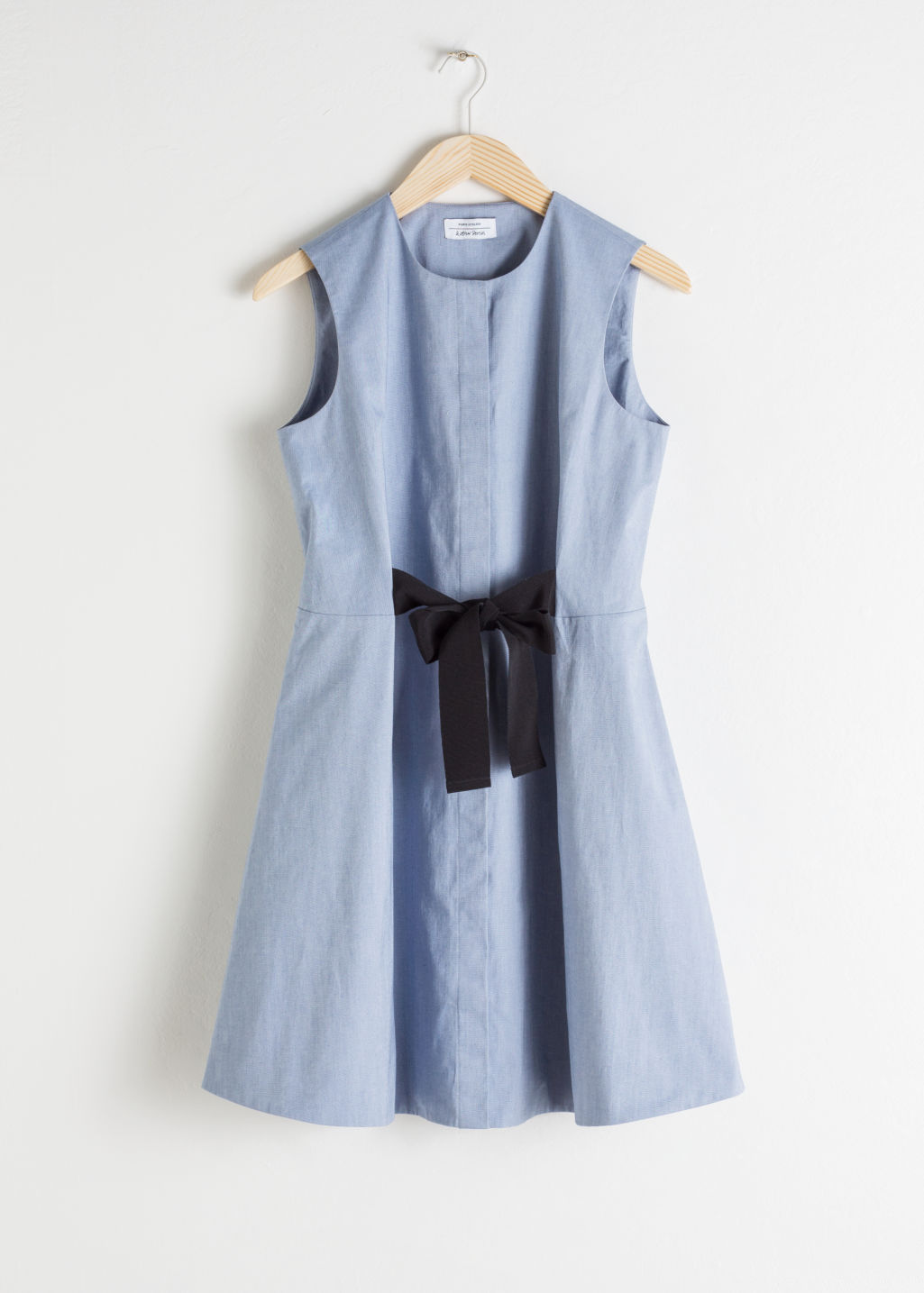 A-line Cotton Dress