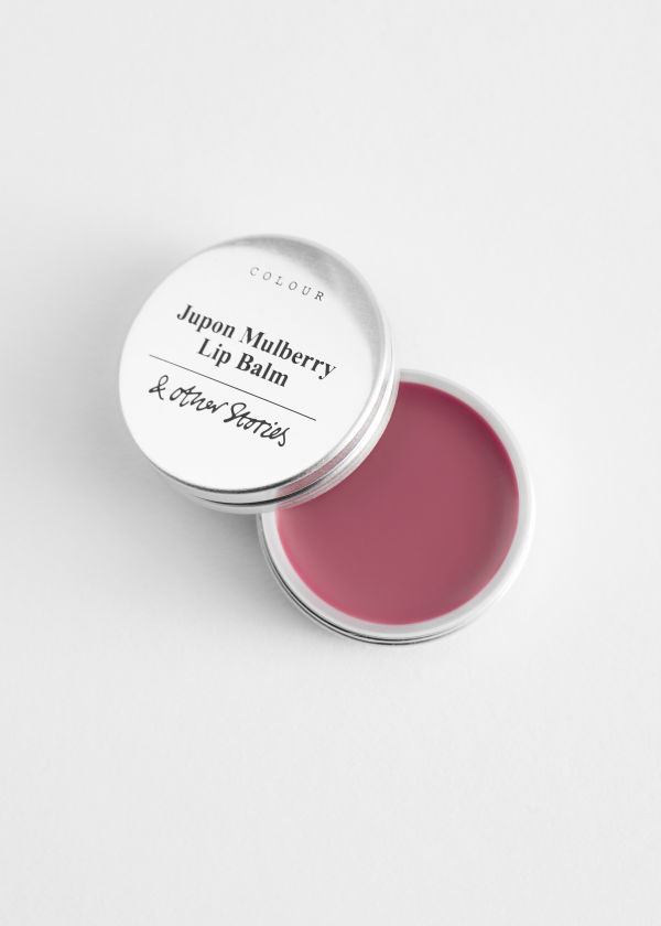 Jupon Mulberry Lip Balm