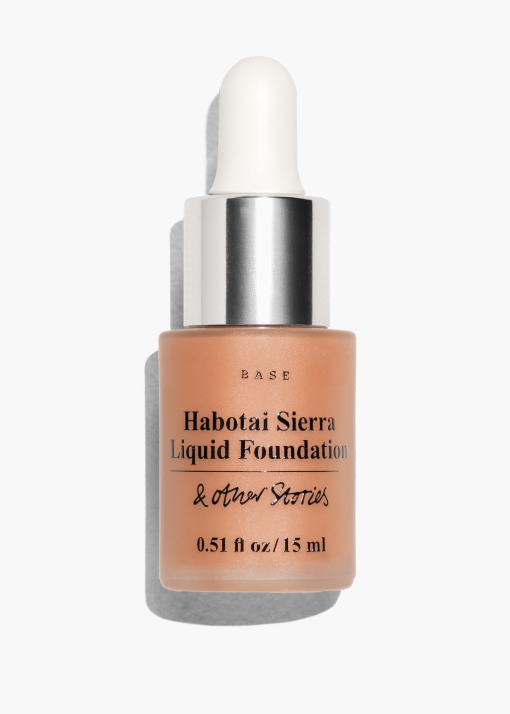 Liquid Foundation Hobotai Sierre Make Up Other Stories Over Front Image Of In Orange