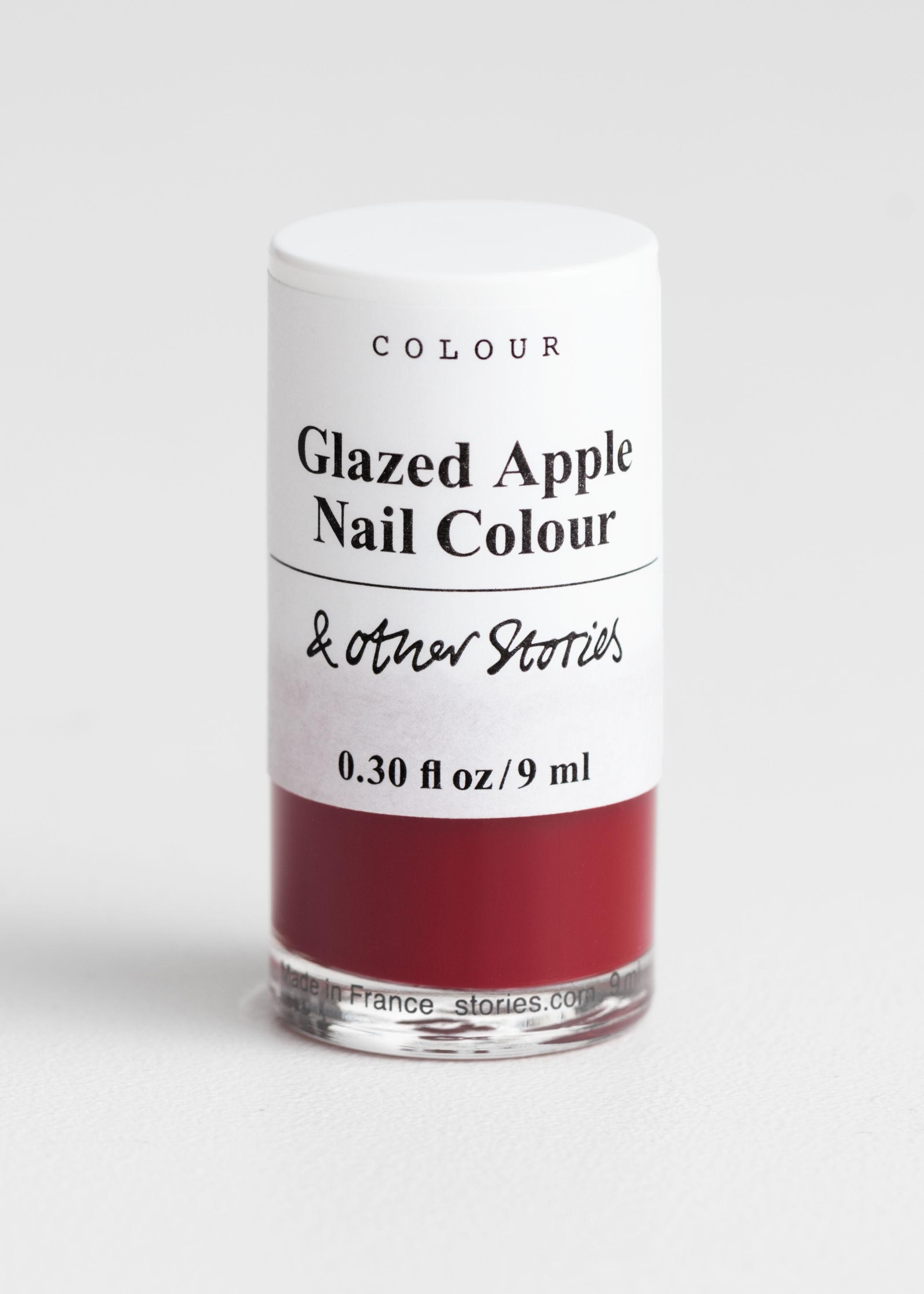 앤 아더 스토리즈 네일 폴리쉬 & OTHER STORIES Glazed Apple Nail Polish