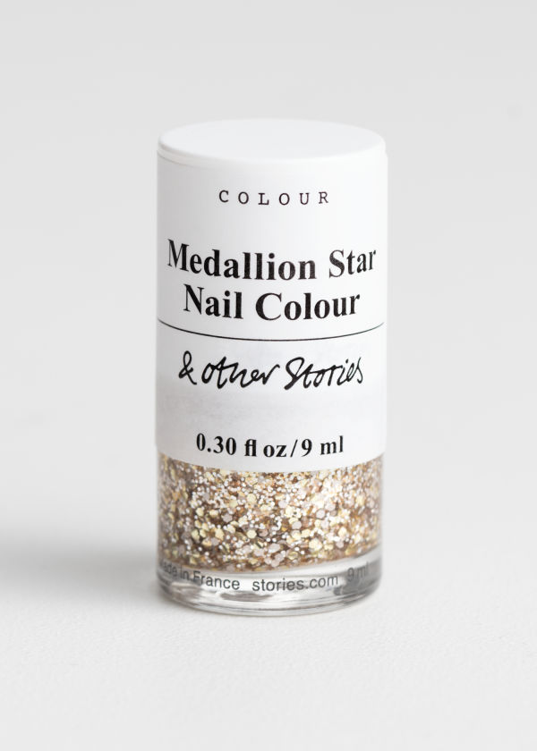 Medallion Star Nail Polish