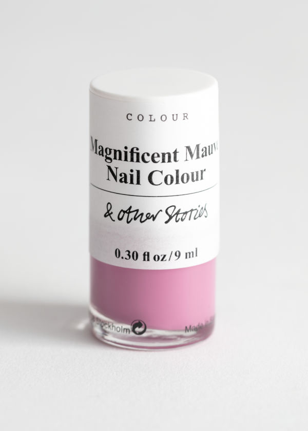 Magnificent Mauve Nail Polish