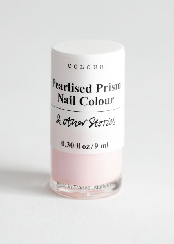 Pearlised Prism Nail Polish