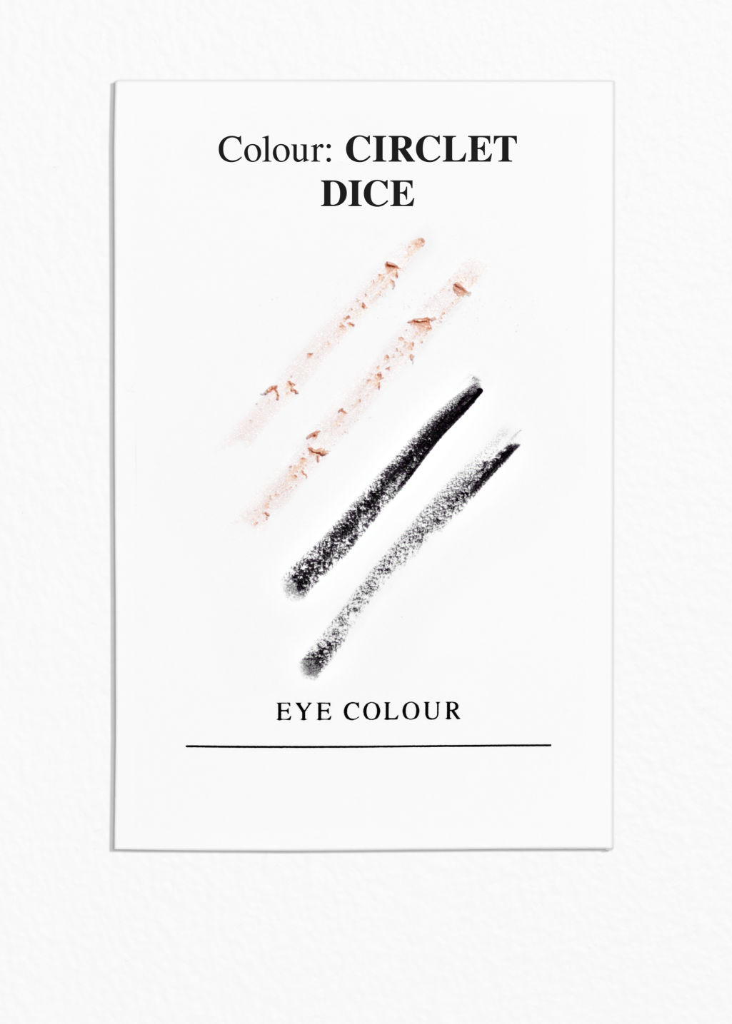 Back image of Stories duo eyepencil in black