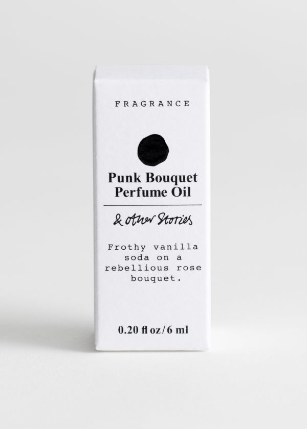 Punk Bouquet Roll on Perfume