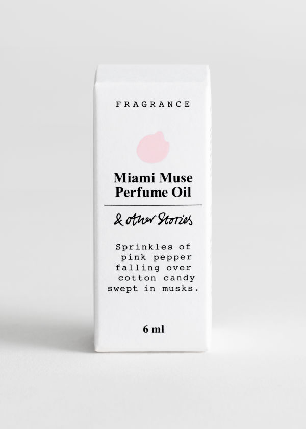 Miami Muse Roll on Perfume