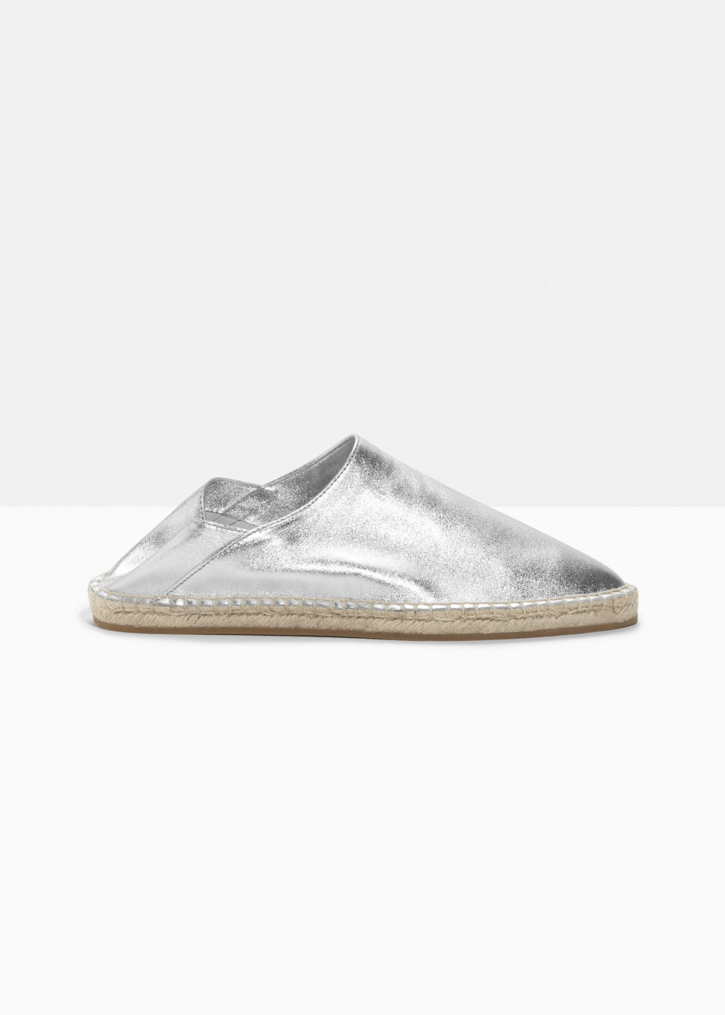 & OTHER STORIES Espadrille Slip-In