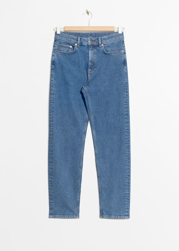 Straight Stretch Jeans