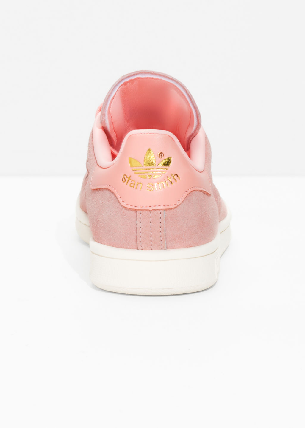 Back image of Stories adidas stan smith w in pink