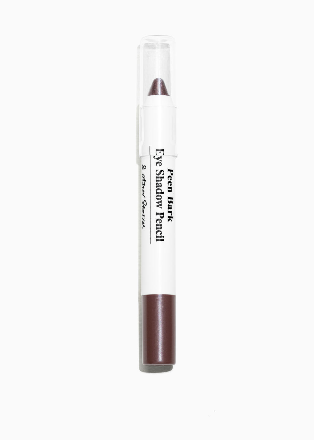 Front image of Stories eye shadow pencil in beige
