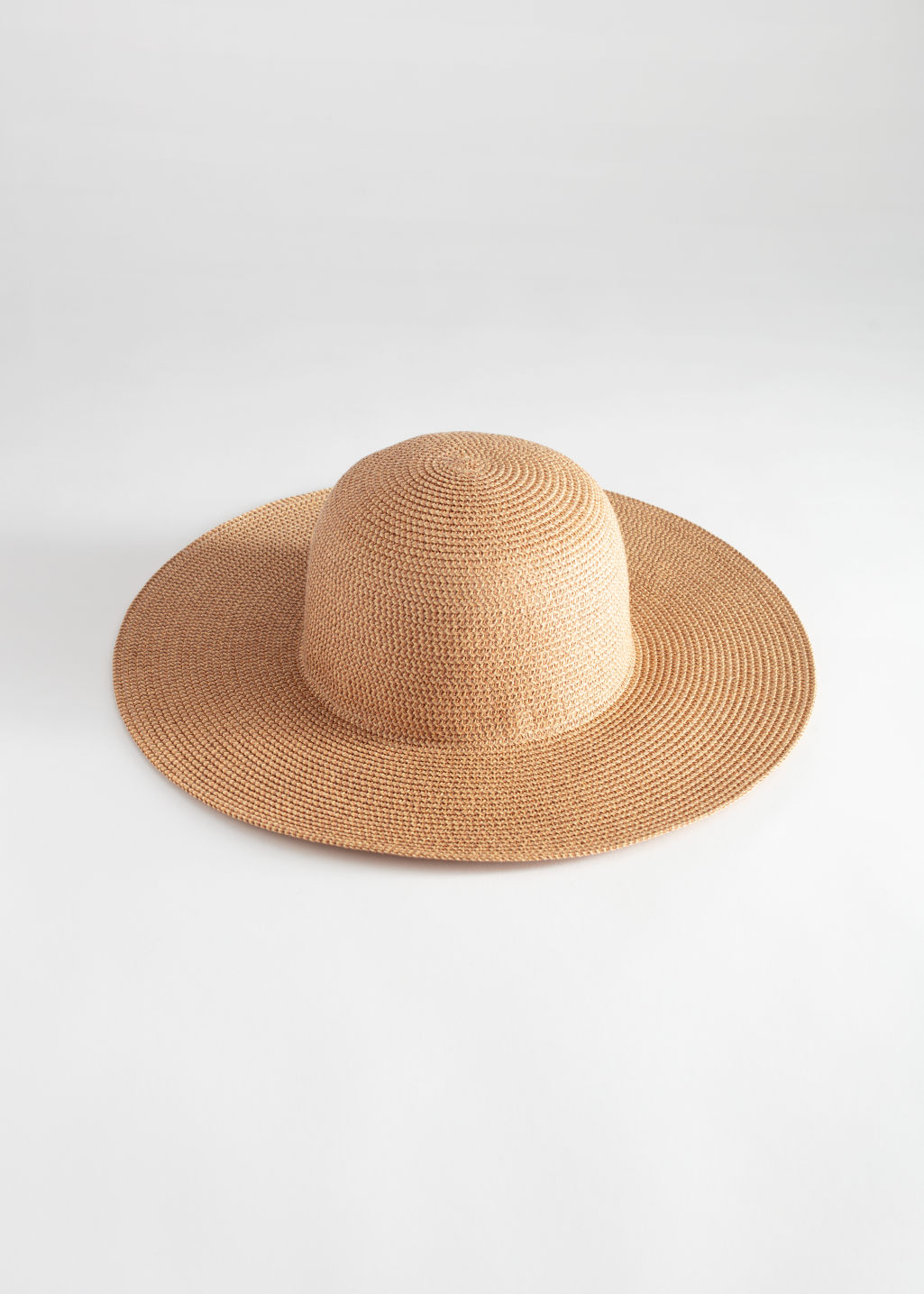 1bdc8453 Wide Brim Straw Hat - Beige - Hats - & Other Stories