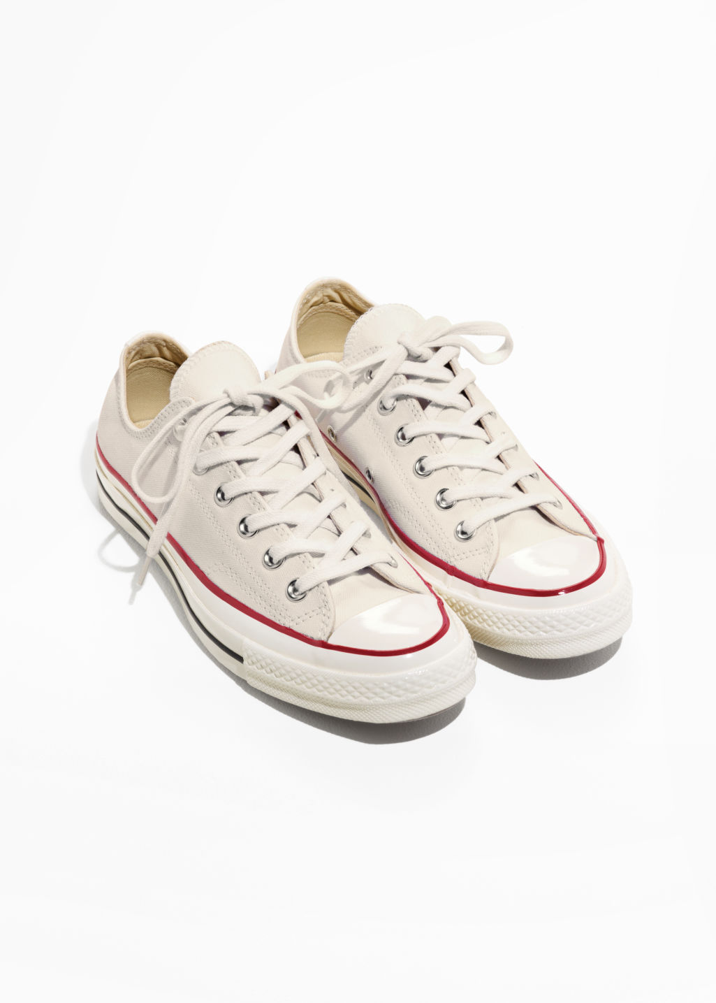 651e3e9371e9 Chuck Taylor All Star 70 Low - White - Converse -   Other Stories