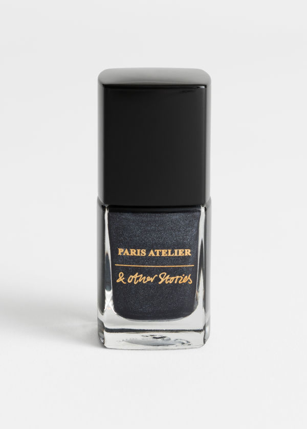 Quartz Noir Nail Polish