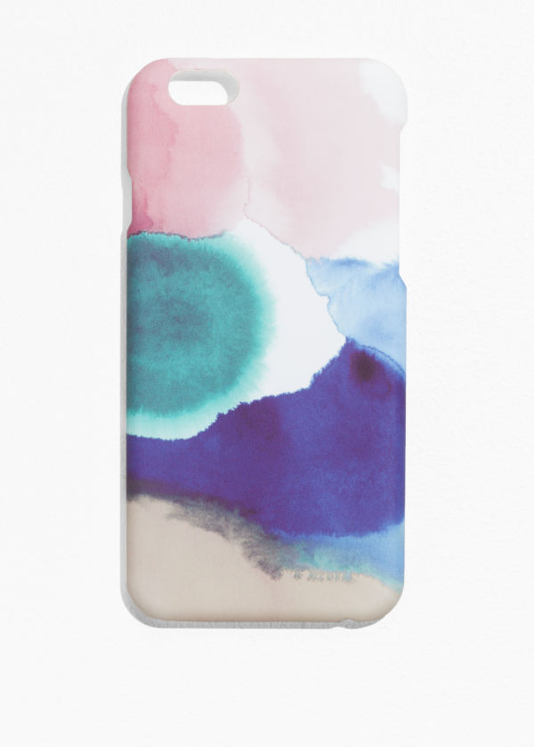 Cloud-Print Iphone 6 Case