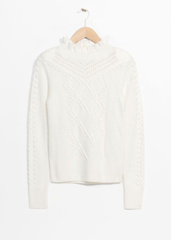 Cable Braid Jumper