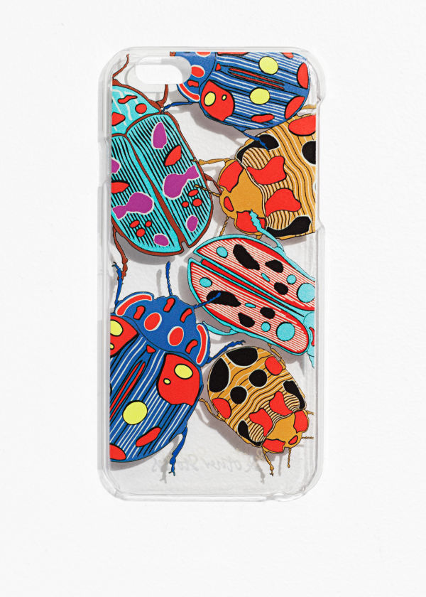 Colourful Scarab iPhone 6 Case