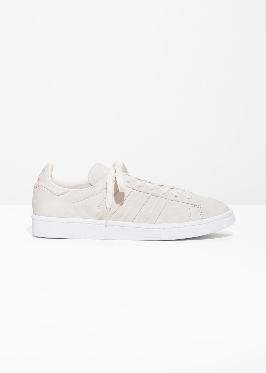 & OTHER STORIES Adidas Campus Stitch - Grey