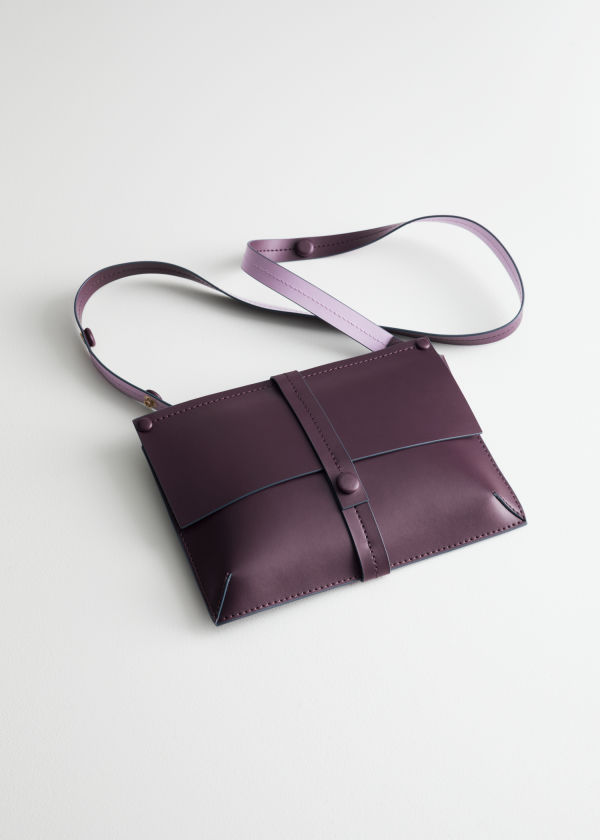 Multi Purpose Leather Clutch