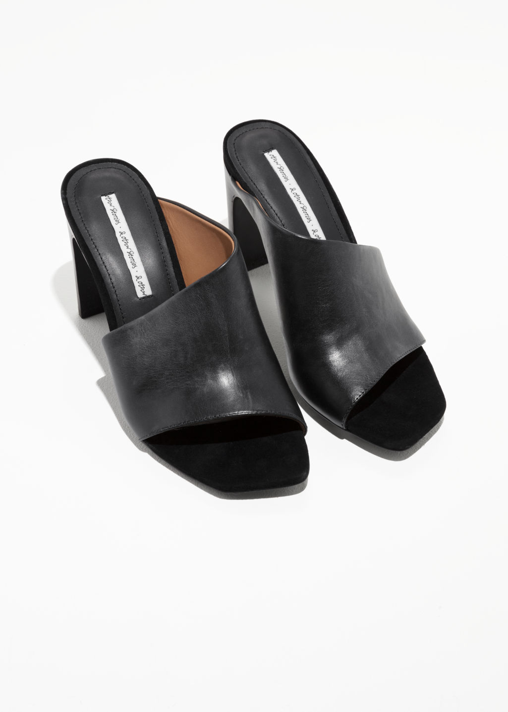 & OTHER STORIES Asymmetrical Open Toe Pumps KflX8S