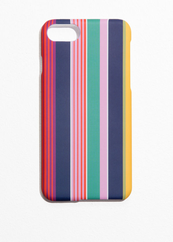 Multi Stripe iPhone 7 Case