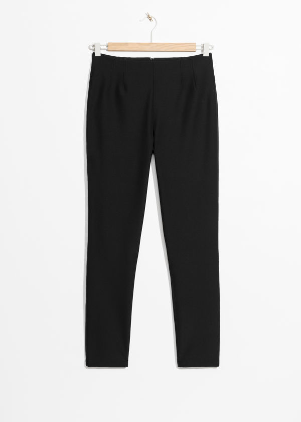 Slim Fit Legging Trousers