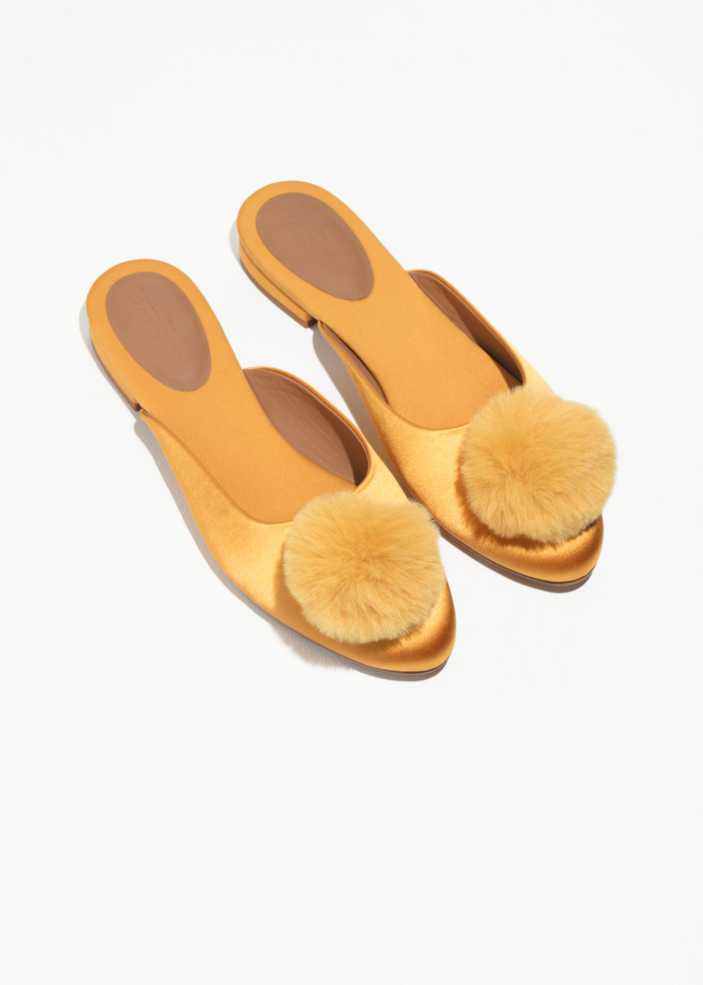 & OTHER STORIES Pom-Pom Slip-Ons