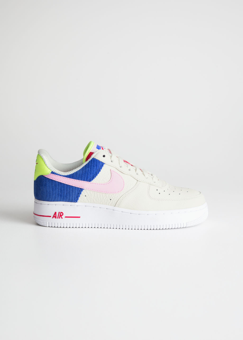 huge discount c03b2 b0c37 ... italy front image of stories nike air force 1 low in white 94fe6 12d09