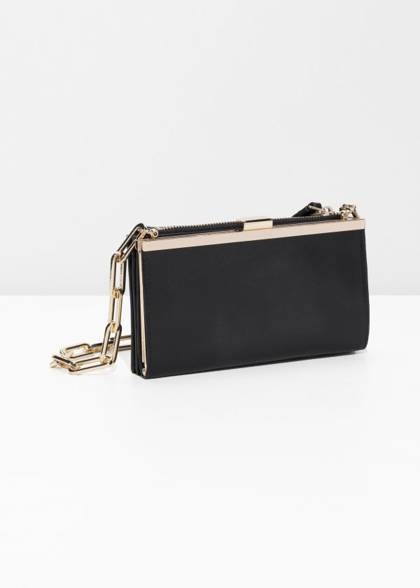Short Chain Crossbody Bag