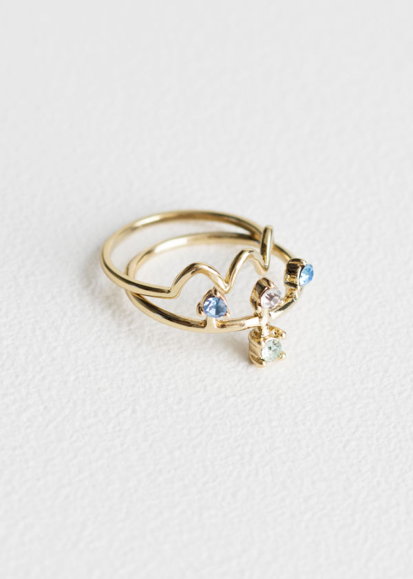 Stackable Set of Rings