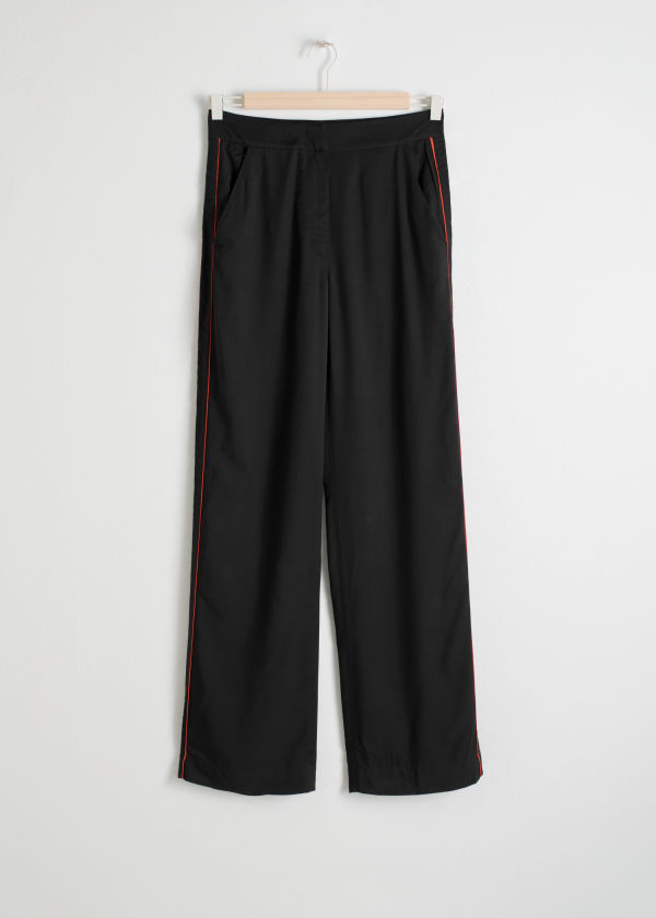 Racer Stripe Track Trousers