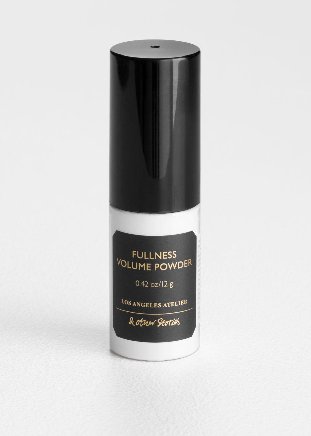 StillLife Front Image of Stories Fullness Volume Powder in Black