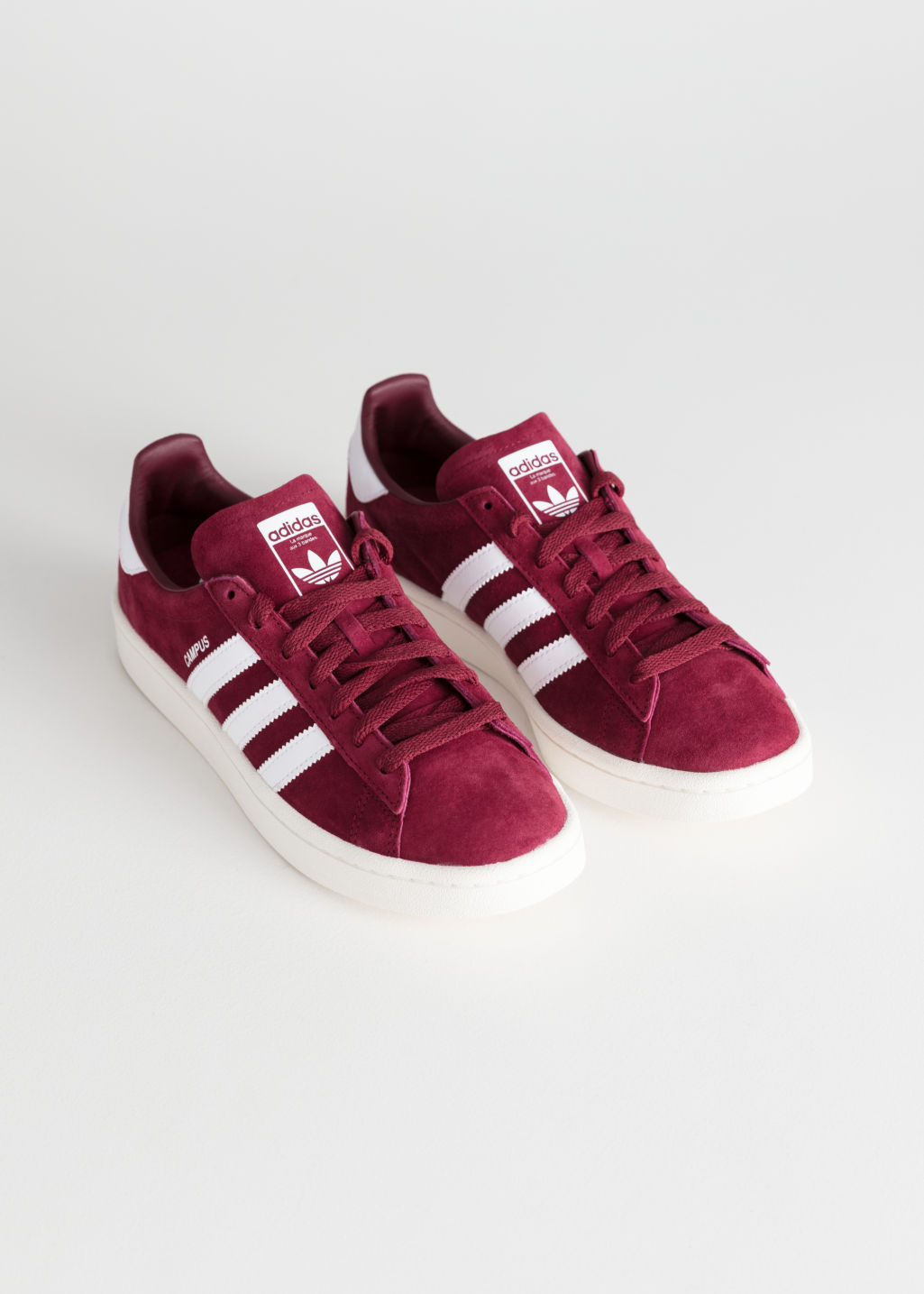 nouveau style ebb0d bbfd5 adidas Campus - Red - Adidas - & Other Stories