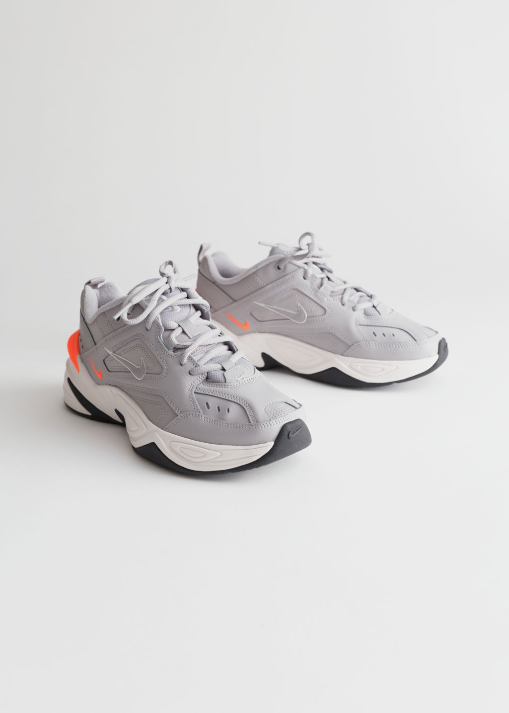 Back image of Stories nike m2k tekno  in silver