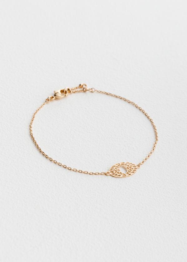 Bracelets jewellery other stories cutout eye pendant bracelet aloadofball Gallery