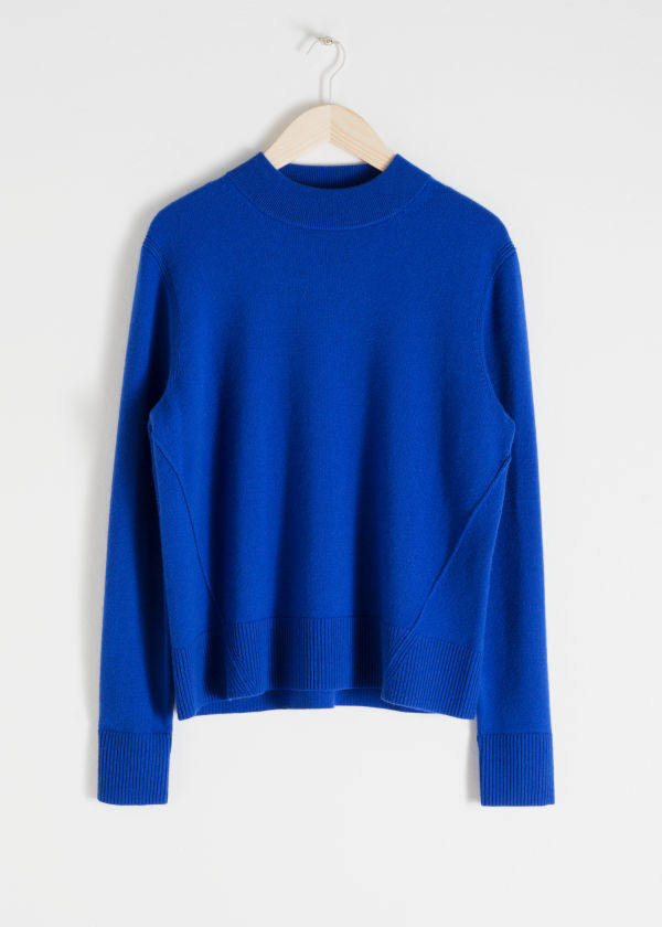Relaxed Fit Cashmere Sweater