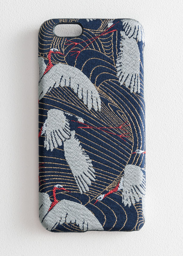 Crane Jacquard iPhone 6 Case