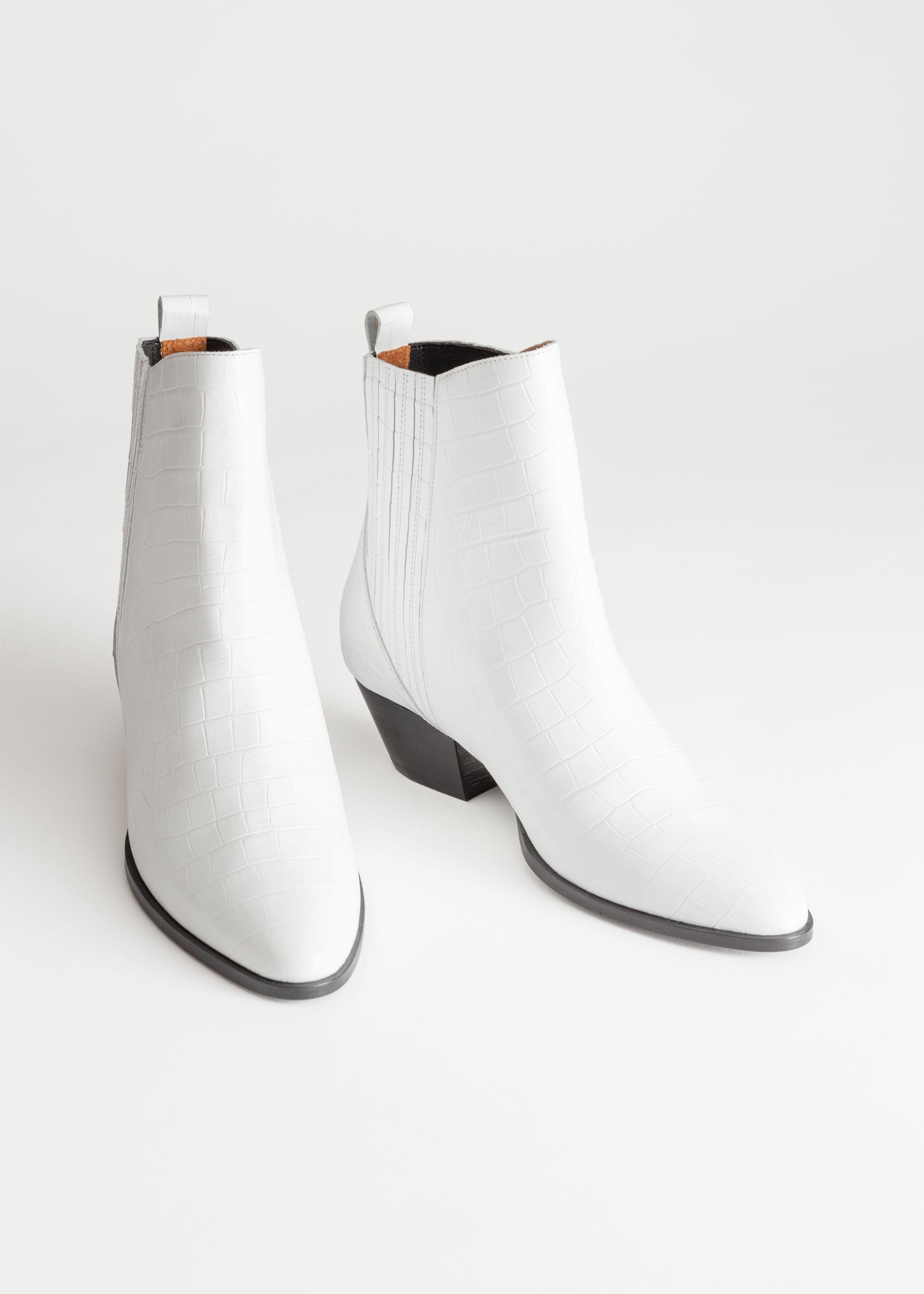 Les bottes de cow-boy