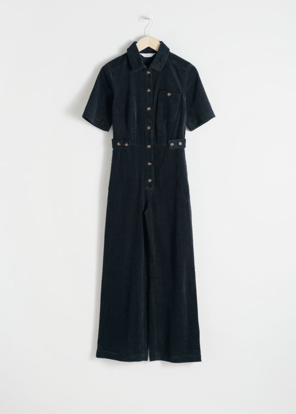 Corduroy Boilersuit