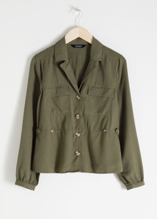 Workwear Overshirt Jacket