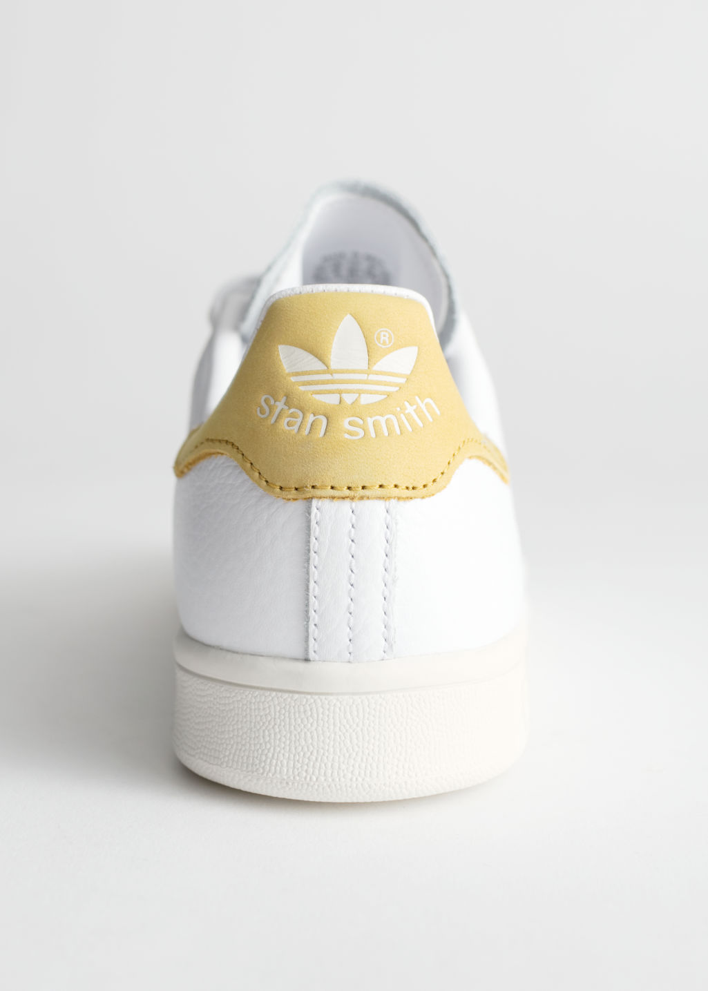 Back image of Stories adidas stan smith in white