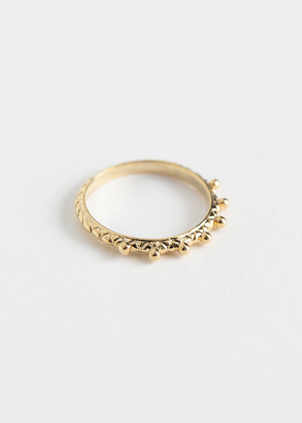 Ball Stud Ring