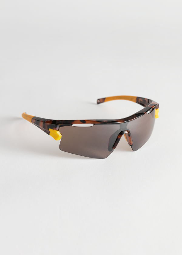 Sporty Tortoise Sunglasses