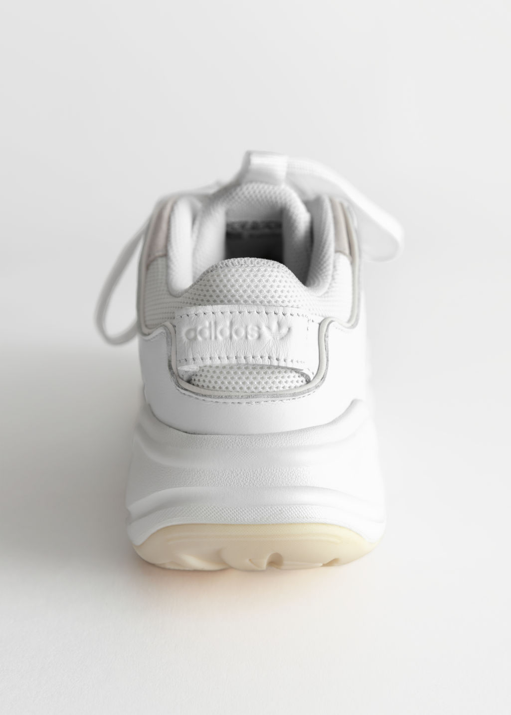 Back image of Stories adidas magmur in white