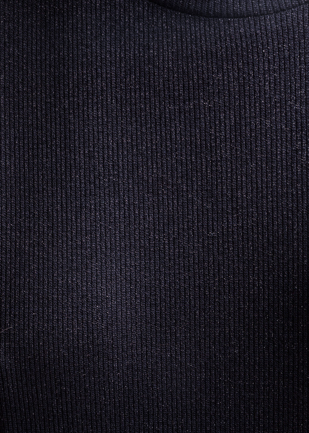 Detailed image of Stories t-shirt in blue